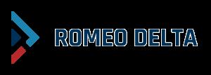 RomeoDelta Logo-vrij out